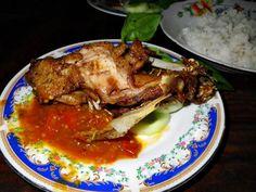 Tempat Wisata Kuliner di Bandung - Bebek Ali (Bebek Borromeus)