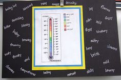 The Inspired Classroom: Helping Temperature Make Sense