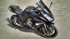 #Kawasaki #Z1000SX de Jean-Louis #puig