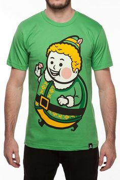 Johnny Cupcakes   Big Kid Elf