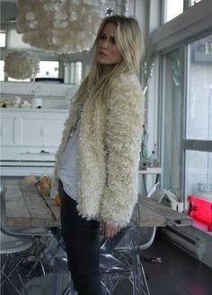 ZADIG-ET-VOLTAIRE-LOUISY-Faux-Fur-Coat