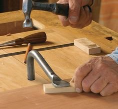 Eight Tips for Securing Work to a Benchtop - Fine Woodworking