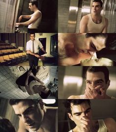 Zachary Quinto as Doctor Thredson in American Horror Story