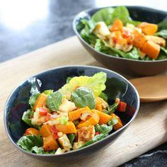 A salad to serve warm or cold « Vegie Smugglers