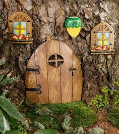 elf door for your tree
