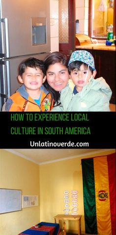 Can we experience 'local culture' away from home? This article provides tips on how to be an 'authentic traveller' in South America'. #homestay #learningspanish #volunteering #authentictravel