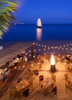 Savor beachfront views at Hacienda Cocina y Cantina in Cabo San Lucas #travel #honeymoon #mexico