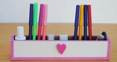 Cajita ordenación para escritorio, Hogar, Complementos de escritorio