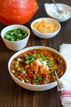 Vegetarian Recipe: Pumpkin Chili — Recipes from The Kitchn