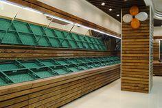 ORUÇ MARKETLER / İSTANBUL   cahiturfan.com Supermarket Design, Retail Store Design, Seafood Store, Fruit And Veg Shop, Vegetable Decoration, Kitchen Cabinets Decor, Food Stands, Fresh Market, Grocery Store