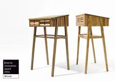 Stehpult, Rednerpult, Vortragspult, Lesepult - NEU: SIXtematic von sixay furniture - designermöbel aus vollholz in höchstqualität