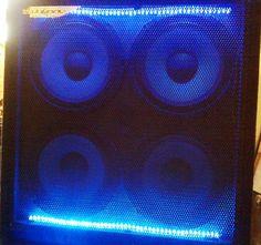 Amp led light strips.
