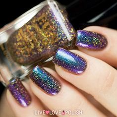 Swatch of Fun Lacquer Eternal Love (H) Nail Polish (PRE-ORDER   ORDER SHIP DATE: 10/20/15)