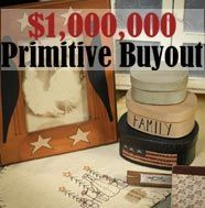 My Favorite Website for all my primitive crafts & Decor!! ❤❤❤