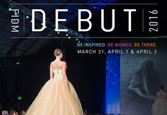 Check out these five famous DEBUT alumni and be sure to watch this year's EPIC fashion show! Strapless Dress Formal, Formal Dresses, Fashion Marketing, Fashion Show, Runway, Designers, College, Inspiration, Dresses For Formal