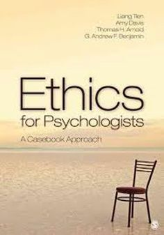 Full coverage of the American Psychological Association's (APA) Ethical Principles of Psychologists and Code of Conduct and engaging vignettes to draw students into Ethics for Psychologist