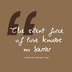 quote by Maharishi Mahesh Yogi #YogiQuote