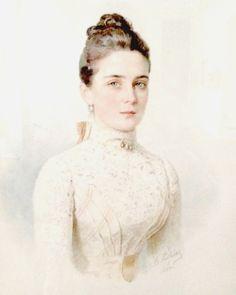 Princess Zenaida Youssoupoff 1889