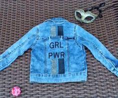 Jaqueta GIRL POWER