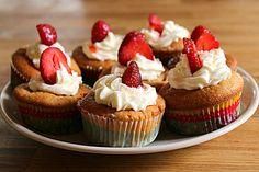 Erdbeermuffins 2