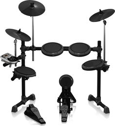 The XD8USB 8-piece electronic drum set comes with everything you need to lay…
