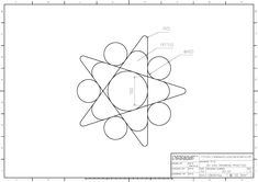 Autocad, 2d, Engineering, Drawings, Drawing Techniques, Mandalas, Sketches, Drawing, Technology