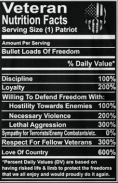 Veteran Quotes Isn't Freethe Veterans Paid For Our Freedom  Military .
