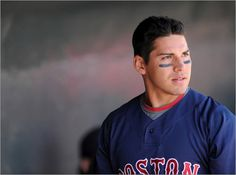 Jacoby Ellsbury (Navajo), center fielder with the Boston Red Sox.
