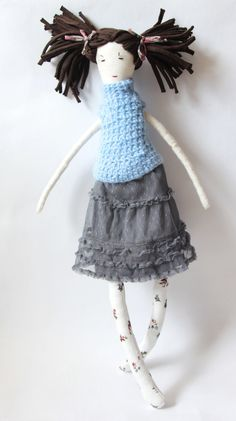 handmade doll eco friendly