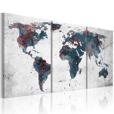 Quadro - Continenti alla deriva