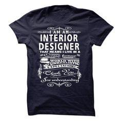 I am an Interior Designer - #disney shirt #sweatshirt dress. SATISFACTION GUARANTEED => https://www.sunfrog.com/LifeStyle/I-am-an-Interior-Designer-18514513-Guys.html?68278