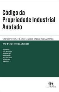 Código da propriedade industrial anotado.     Almedina, 2015