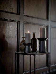 SINNESRO kandelaar voor stomkaars | IKEA IKEAnl IKEAnederland kaars decoratie decoratief accessoire accessoires wit gezellig kamer woonkamer inspiratie wooninspiratie interieur wooninterieur