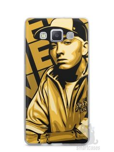 Capa Capinha Samsung A7 2015 Eminem #2 - SmartCases - Acessórios para celulares e tablets :)