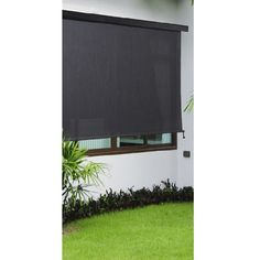 This Windowshade Outdoor Sunscreen Blind is a stylish window covering solution to provide shade and privacy to your home.