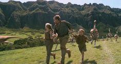 RUN!-Jurassic Park