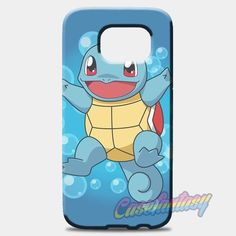 Squirtle Pokemon Samsung Galaxy S8 Case | casefantasy