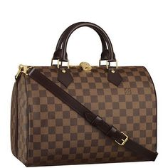 Louis Vuitton Speedy 30 Bandouliere...I want this bag but in the size 25.