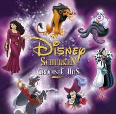 Disney schurken : grootste hits