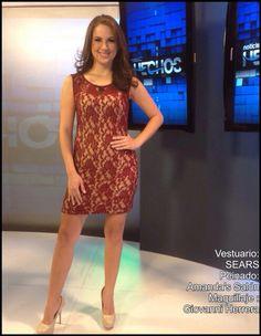 Look del día de @celidamagana by Sears, Amanda's Salon y Giovanni Herrera #AsíSomosOnline #ElSalvador #Look #Moda #Belleza #CélidaMagaña #RoxanaWebb