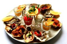 Oysters oysters oysters