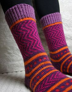 Ravelry: -suppis-'s Colors for winter Crazy Hat Day, Crazy Hats, Funky Socks, Cute Socks, Colorful Socks, Crazy Socks For Kids, Ravelry, Granny Square Slippers, Good Luck Socks