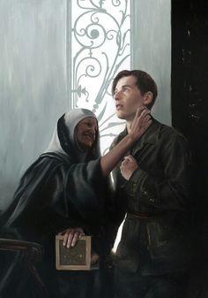 Гом-джаббар — «враг высокомерия» особая игла, на кончике которой находился яд метацианид. Использовалась Бене Гессерит для испытания людей.