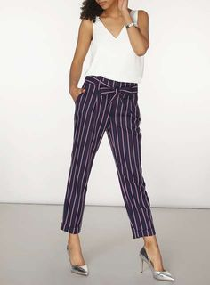 21 Ways to Wear Nautical Stripes This Summer