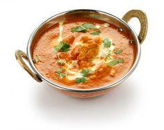Receta de Pollo a la mantequilla, receta india | Eureka Recetas