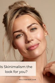 How to get the Skinimalism, less-is-more look. What is Skinimalism? How do you get the look? Here are my tips to get the skinimalism 'less is more' look with products from Seint. People are embracing the idea of using as little makeup as possible thanks to a growing trend for minimalism with your makeup amounts. Check out how to easily complete this look in little time with our favorite Seint products.