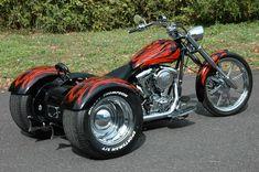 excalibur II: Trike by American classic motors