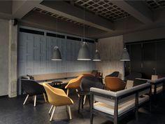 Restaurante Farang Arquiteto: Futudesign Fotógrafo: Tuomas Uusheimo e Wilhelm Rejnus Fonte: archdaily