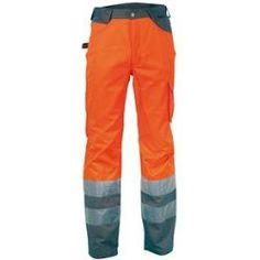 DASSY Phoenix Warnschutz Bundhose Arbeitshose Arbeitskleidung Warnschutzhose