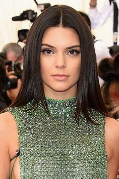 Kendall Jenner: Beauty Met Gala 2015